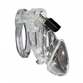 Chastity device - The Vice Mini Clear