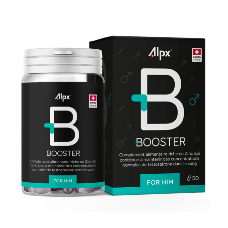 Erectile pills - Alpx Booster for Him 50caps