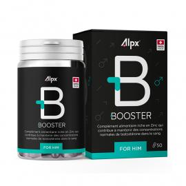 Pilules érectiles - Alpx Booster pour LUI 50caps