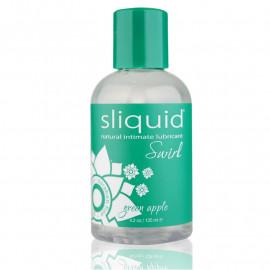 Lubrifiant aromatisé Pomme - SLIQUID Swirl 125ml