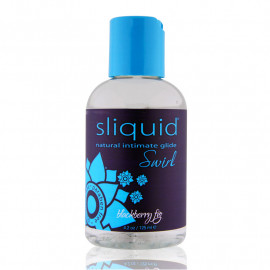 Lubrificante aromatizzato Blackberry & Fig - SLIQUID Swirl 125ml