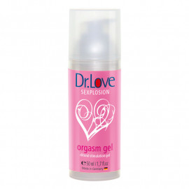Gel Orgasmic Sexplosion - Dr. Love 50ml