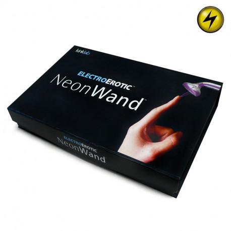 Electro sexual stimulator - Neon Wand