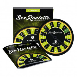 Sex Roulette Foreplay - Jeu coquin