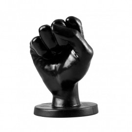 Riesendildo Fist 14cm - All Black
