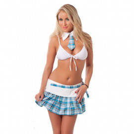 Naughty schoolgirl costume (Teasing Shool uniform) - Rimba