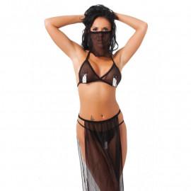 Vestito sexy Mysterious Oriental set - Rimba