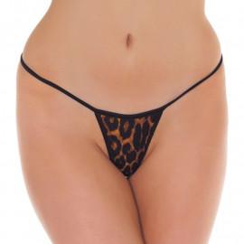 Sexy mini Tanga (Léopard) - Rimba