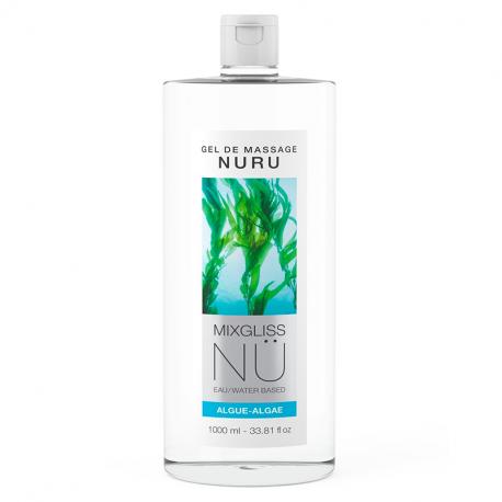 NÜ Original Nuru Gel 1lt - Lina Bio