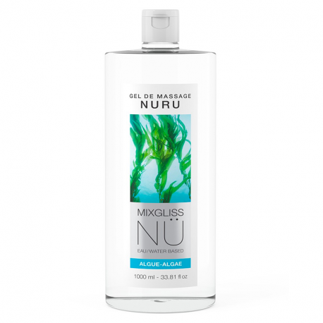 NÜ Original Nuru Massage Gel 1lt - Lina Bio