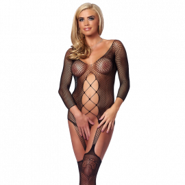 Offener Bodystocking Percfect - Rimba