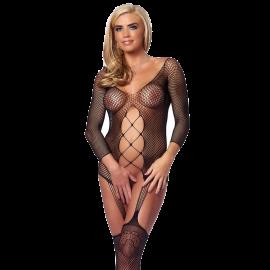 Sexy catsuit aperto Percfect - Rimba