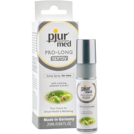 Spray retardateur - Pjur MED ProLong 20m