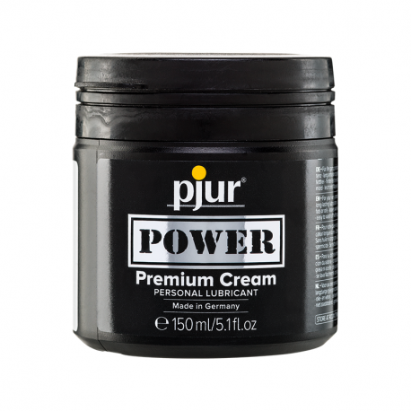 Pjur Power Premium Cream - Fett für die anale Penetration (150ml)