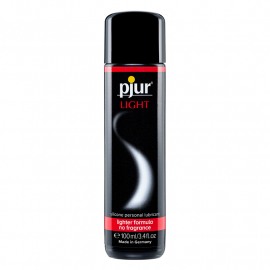 Pjur Light Gleitmittel - (Silikonbasis) 100ml