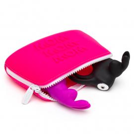 hygienische SexToy-Tasche (Small) - Happy Rabbit