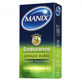 Manix Endurance 14pc