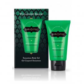 Balm Pleasure Sensation Mint cream - Kamasutra