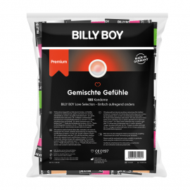 Preservativi Billy Boy Mix 100pc