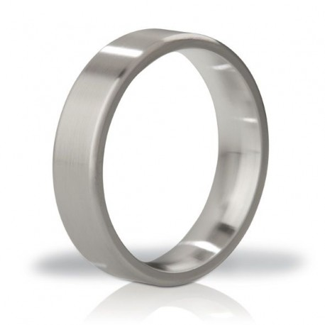 Metal Penisring Mystim - His Ringness Duke Brushed