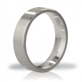 Metal Penisring Mystim - His Ringness Duke Brushed