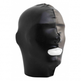 BDSM Datex hood (with open mouth) - Mister B