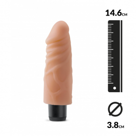 Realistic Vibrator - Real Feel Lifelike Toys No.4