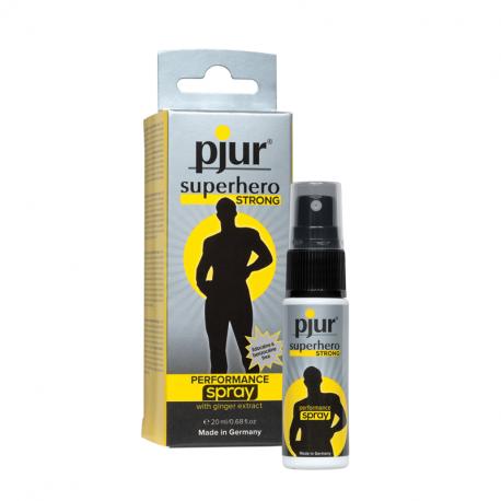 Pjur Superhero Strong 20 ml - Spray retardant