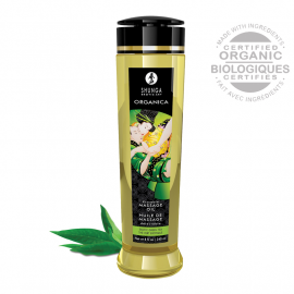 Köstliche Massage Oil - Shunga Organica