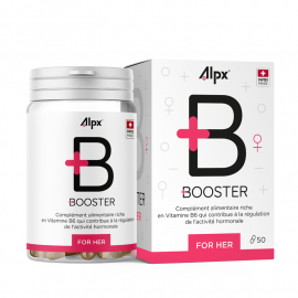 Pillole per la libido - Alpx Booster for HER 50caps