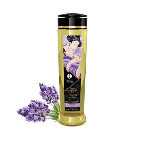 Erotic massage oil - Shunga Sensation