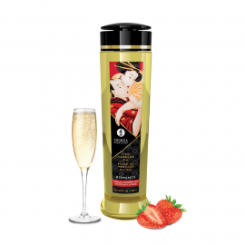Erotic massage oil - Shunga Romance