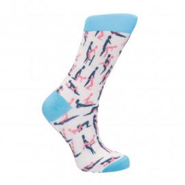 Sexy Socks 'Sutra Socks' - Shots