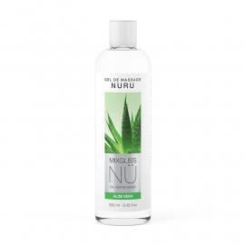 NÜ Nuru Gel Aloe Vera 250ml - Mixgliss