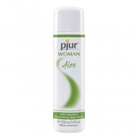 Lubrificante intimo Pjur Woman Aloe (Aqua) 100ml