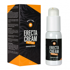 Erektile Creme - Devils Candy Erecta Cream 50ml