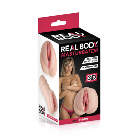 Masturbator Real Virgin - Real Body