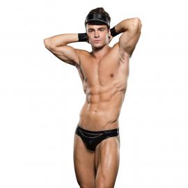 Sexy men's costume Biker Bikini Bottom - Envy