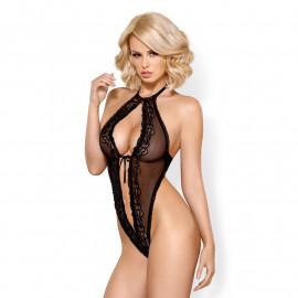 Schwarz Sexy Body 830-TED-1 – Obsessive