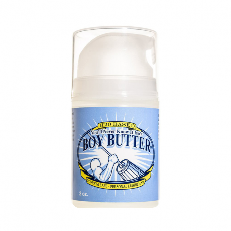 Boy Butter H2O 59 ml - Grease for anal penetration