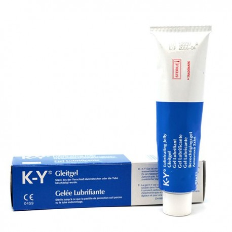 K-Y Lubricating Jelly 82gr