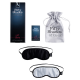 50 Shades of Grey - BDSM Mascherine di raso Twin Pack