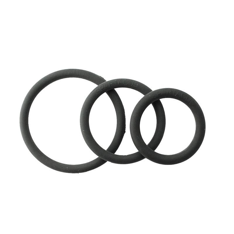 Quels sont les anneaux du pénis