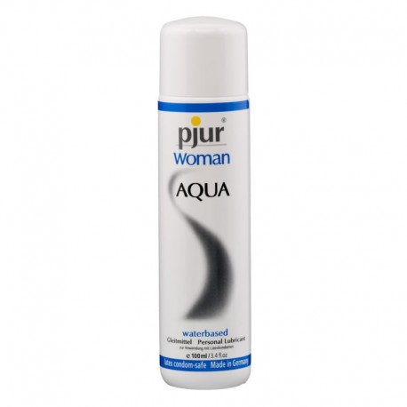 Pjur Woman Aqua Gleitmittel 100ml