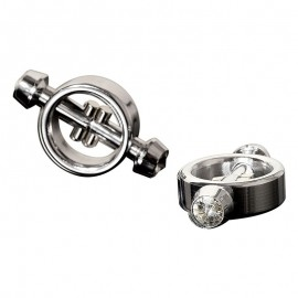Metal Worx Magnetic Nipple Clamp
