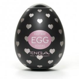 Oeuf de masturbation - Tenga Lovers Egg