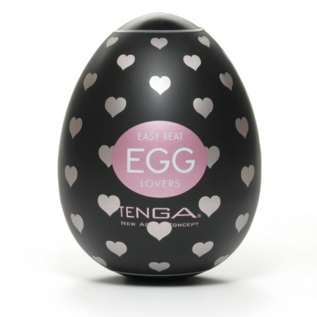 Oeufs de masturbation - Tenga Lovers Egg