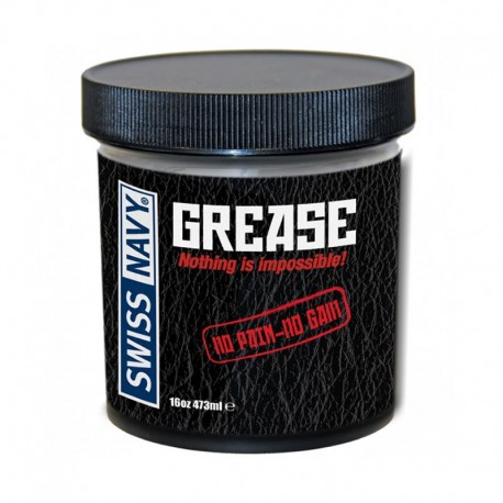 Grease for anal penetration - Swiss Navy 479gr