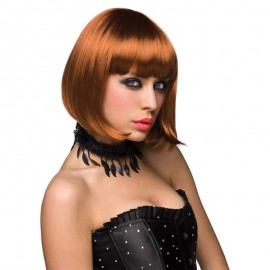 Perruques fantaisie rousse - Cici