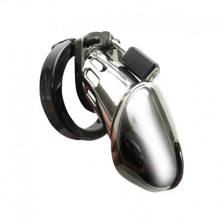 CB 6000® - Gabbia di castità maschile - CB-X Chrome